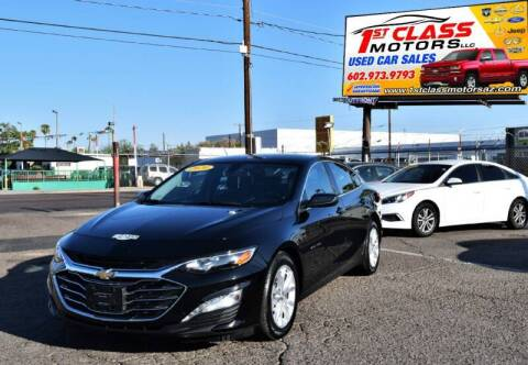 2020 Chevrolet Malibu for sale at 1st Class Motors in Phoenix AZ