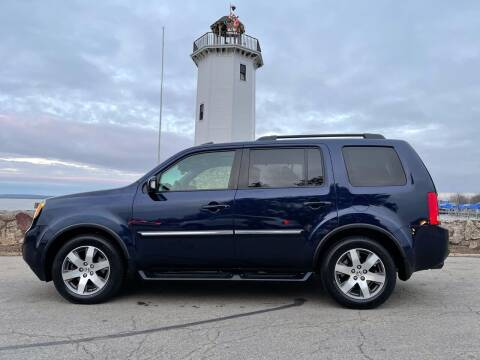 2013 Honda Pilot for sale at Firl Auto Sales in Fond Du Lac WI