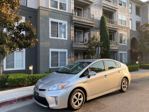 2014 Toyota Prius for sale at Carpower Trading Inc. in Anaheim CA
