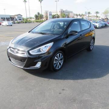 2015 Hyundai Accent for sale at Charlie Cheap Car in Las Vegas NV