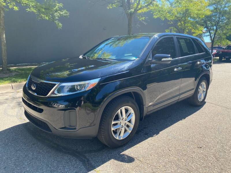 2015 Kia Sorento for sale at Averys Auto Group in Lapeer MI