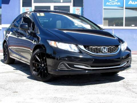 2013 Honda Civic for sale at Orlando Auto Connect in Orlando FL