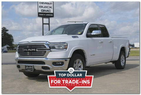2020 RAM Ram Pickup 1500 for sale at STRICKLAND AUTO GROUP INC in Ahoskie NC