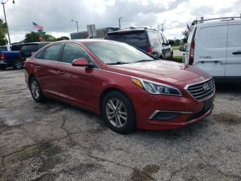 2016 Hyundai Sonata for sale at Mike Auto Sales in West Palm Beach FL