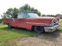 1957 Lincoln Premiere for sale at Classic Car Deals in Cadillac MI
