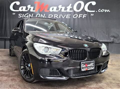 2016 BMW 5 Series for sale at CarMart OC in Costa Mesa, Orange County CA