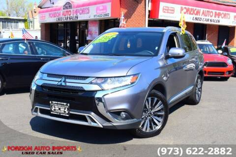 2019 Mitsubishi Outlander for sale at www.onlycarsnj.net in Irvington NJ