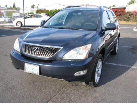 2006 Lexus RX 330 for sale at M&N Auto Service & Sales in El Cajon CA