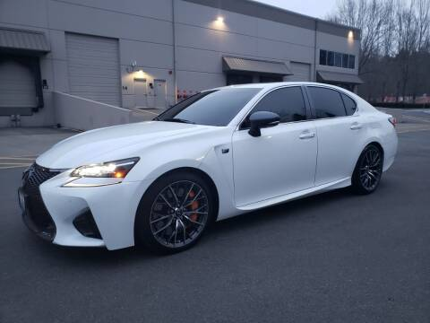 2016 Lexus GS F for sale at Painlessautos.com in Bellevue WA