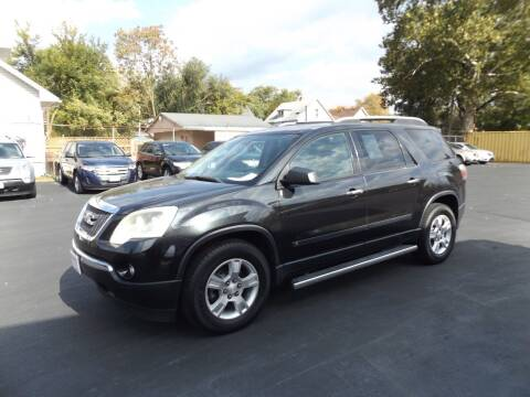 2009 GMC Acadia for sale at Goodman Auto Sales in Lima OH