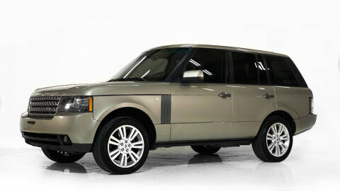 2010 Land Rover Range Rover for sale at Houston Auto Credit in Houston TX