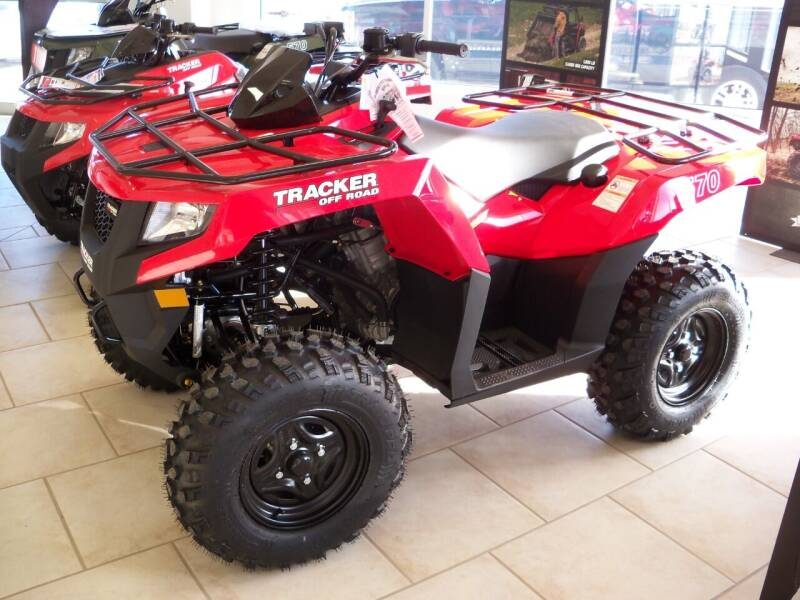 2021 TRACKER OFF ROAD 570 EPS for sale at Tyndall Motors in Tyndall SD