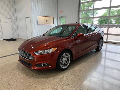 2014 Ford Fusion for sale at PRINCE MOTORS in Hudsonville MI