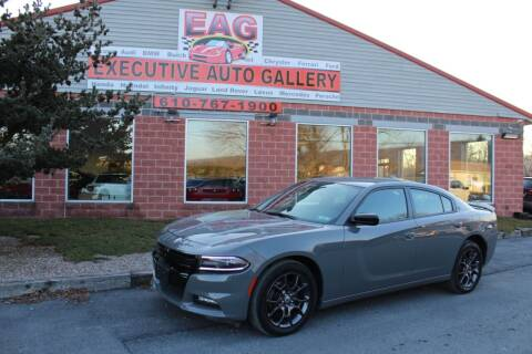 2018 Dodge Charger for sale at EXECUTIVE AUTO GALLERY INC in Walnutport PA