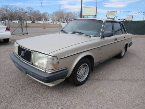 1990 Volvo 240 for sale at One Community Auto LLC in Albuquerque NM
