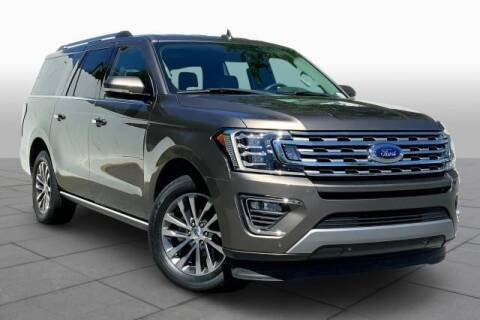 2018 Ford Expedition MAX for sale at CU Carfinders in Norcross GA
