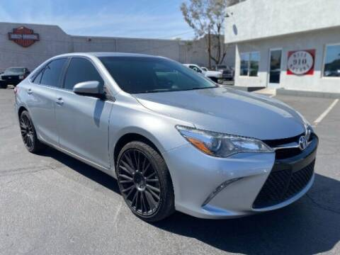 2017 Toyota Camry for sale at Brown & Brown Wholesale in Mesa AZ