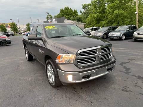 2017 RAM Ram Pickup 1500 for sale at LexTown Motors in Lexington KY