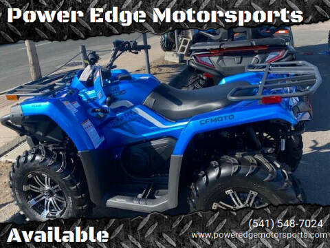 2021 CF Moto C500S for sale at Power Edge Motorsports in Redmond OR
