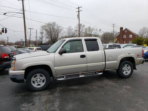 2006 Chevrolet Silverado 1500 for sale at COLONIAL AUTO SALES in North Lima OH