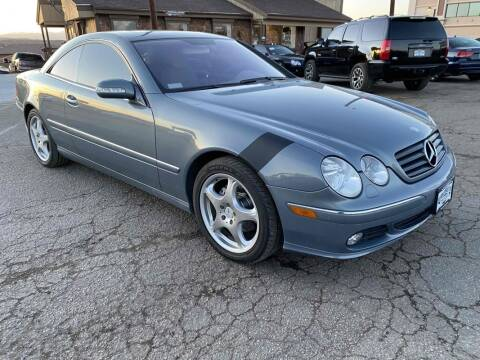 2005 Mercedes-Benz CL-Class for sale at BERKENKOTTER MOTORS in Brighton CO