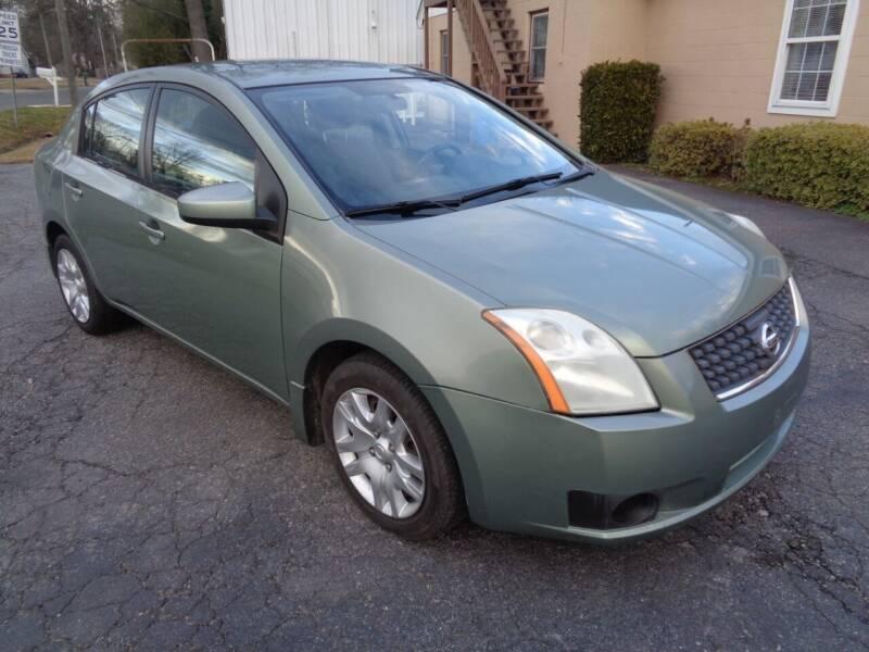 2007 Nissan Sentra for sale at Liberty Motors in Chesapeake VA