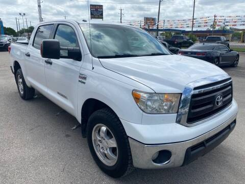 2010 Toyota Tundra for sale at HALEMAN AUTO SALES in San Antonio TX