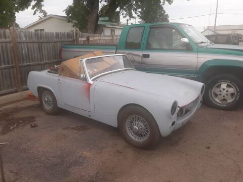 1969 MG MGB for sale at ZITTERICH AUTO SALE'S in Sioux Falls SD