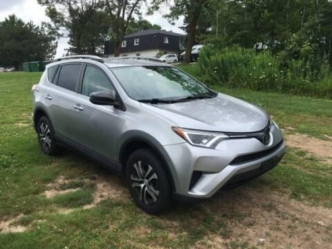 2017 Toyota RAV4 for sale at Gross Motors of Marshfield in Marshfield WI