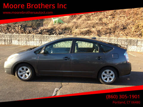 2007 Toyota Prius for sale at Moore Brothers Inc in Portland CT