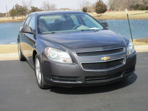 2011 Chevrolet Malibu for sale at Oklahoma Trucks Direct in Norman OK