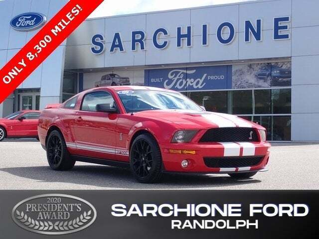 2009 Ford Shelby GT500 for sale in Randolph, OH