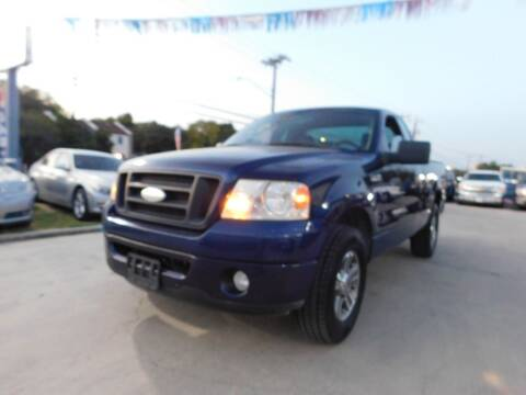 2007 Ford F-150 for sale at AMD AUTO in San Antonio TX