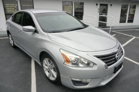 2013 Nissan Altima for sale at Glory Motors in Rock Hill SC