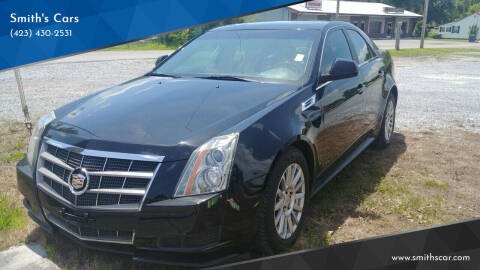 2010 Cadillac CTS for sale at Smith's Cars in Elizabethton TN