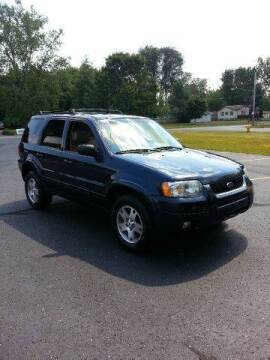 2003 Ford Escape for sale at All State Auto Sales, INC in Kentwood MI