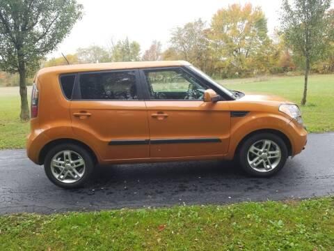 2011 Kia Soul for sale at M & M Auto Sales in Hillsboro OH