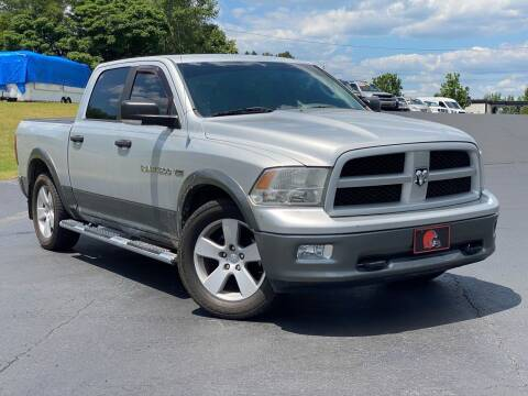 2011 RAM Ram Pickup 1500 for sale at Rock 'n Roll Auto Sales in West Columbia SC