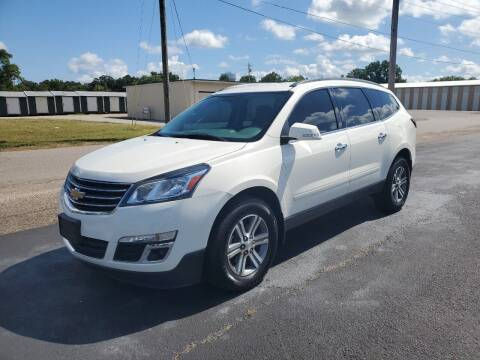 2015 Chevrolet Traverse for sale at Savannah Motor Co in Savannah TN