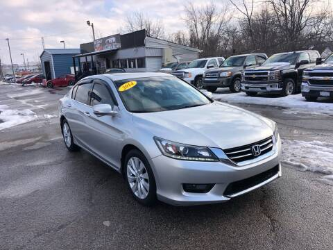 2014 Honda Accord for sale at LexTown Motors in Lexington KY