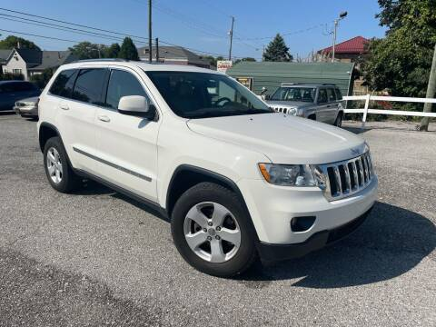 2012 Jeep Grand Cherokee for sale at Integrity Auto Sales in Brownsburg IN