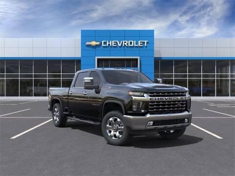2022 Chevrolet Silverado 2500HD for sale at Bob Clapper Automotive, Inc in Janesville WI