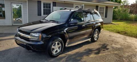 2005 Chevrolet TrailBlazer for sale at 369 Auto Sales LLC in Murfreesboro TN