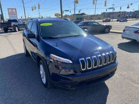 2015 Jeep Cherokee for sale at Sell Your Car Today in Fayetteville NC