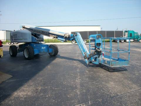 2007 Genie S65 Boomlift for sale at Classics Truck and Equipment Sales in Cadiz KY