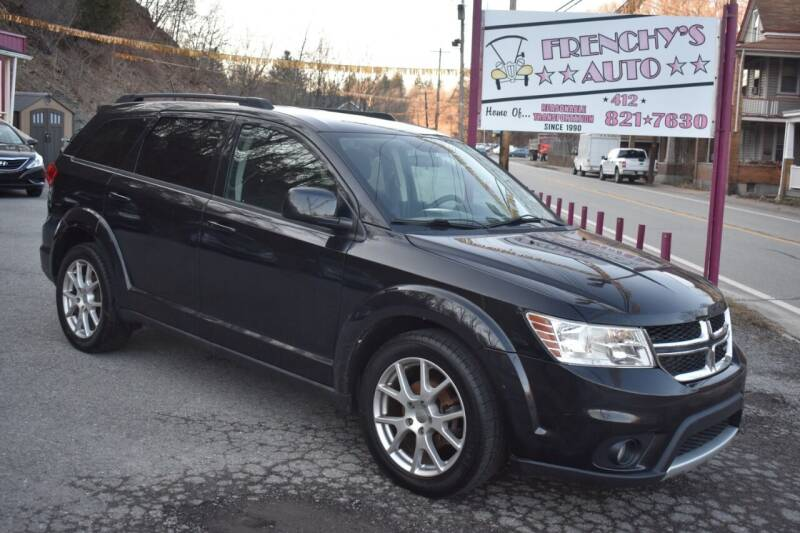 2012 Dodge Journey for sale at Frenchy's Auto LLC. in Pittsburgh PA