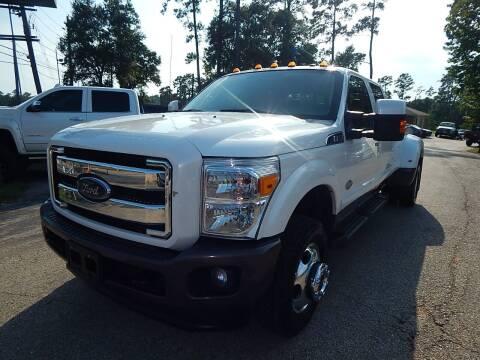 2015 Ford F-350 Super Duty for sale at Medford Motors Inc. in Magnolia TX