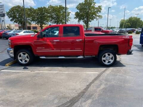 2015 Chevrolet Silverado 2500HD for sale at COYLE GM - COYLE NISSAN - New Inventory in Clarksville IN