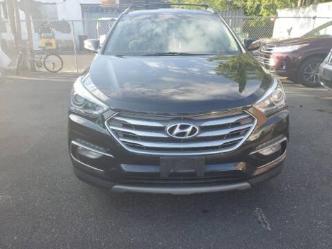 2018 Hyundai Santa Fe Sport for sale at OFIER AUTO SALES in Freeport NY