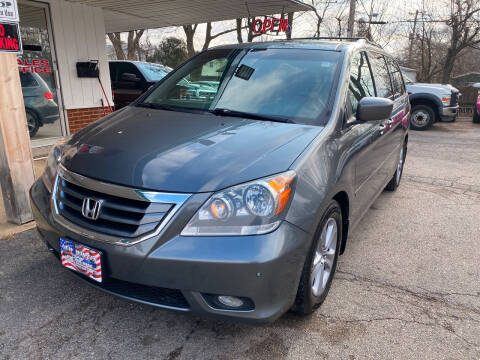 2010 Honda Odyssey for sale at New Wheels in Glendale Heights IL